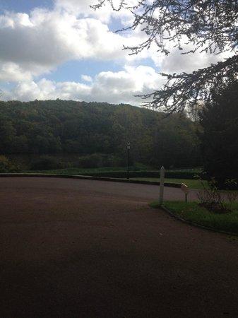 Chateau de Beauvois: Vista do quarto