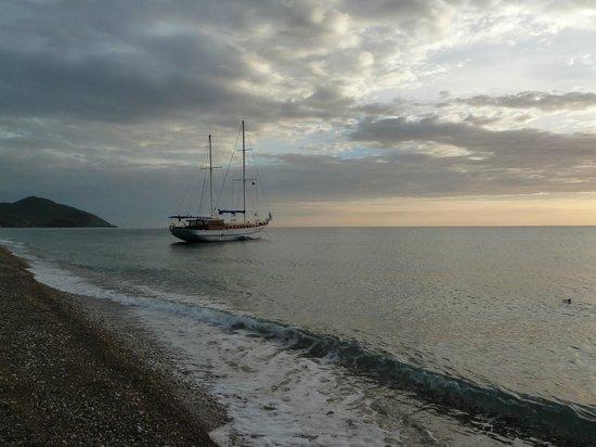 Esralina Pension: denizimiz