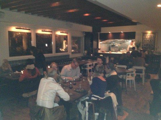 Ox and Angela - Main Dining Room
