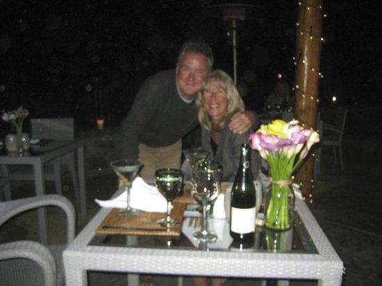 Rancho Pescadero: Dinner