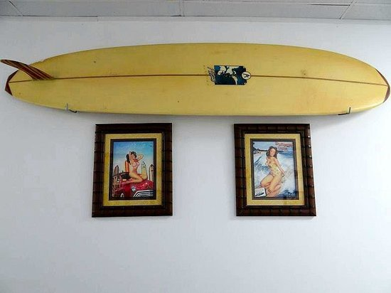 Surfers Cafe Holden Beach North Carolina