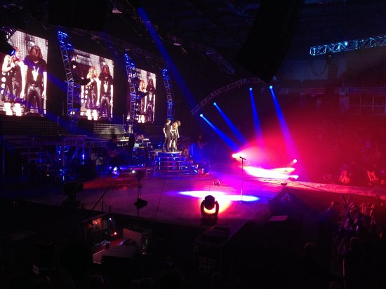 South Okanagan Events Centre : The Band Perry January 9th, 2014