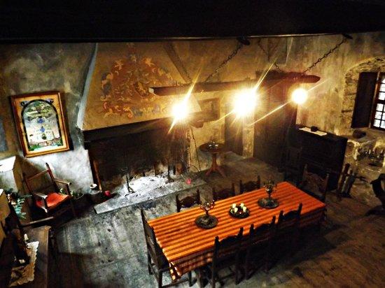 La Tour de Villa: sala da pranzo