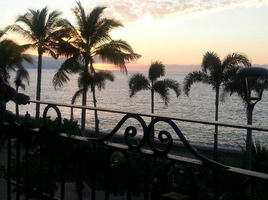 Bar Oceano Tropical: View!