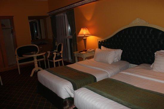 Moscow Hotel: Наш изумрудный номер  512 на  5 этаже