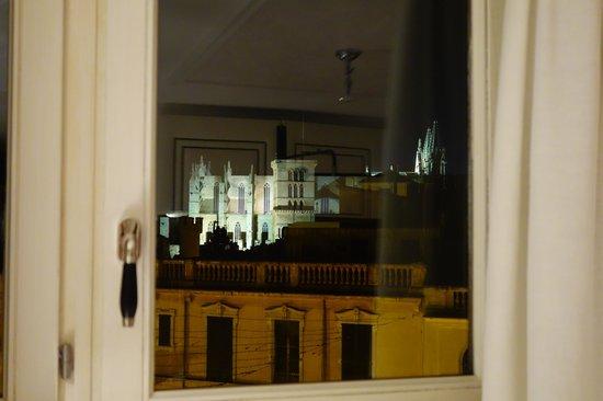 Hotel Cort: Blick auf die Kathedrale