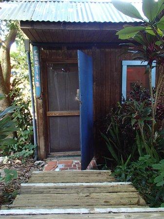 La Finca Vieques: entrance