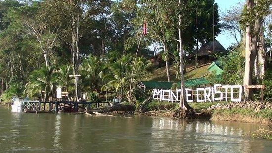 Rio San Juan Department, نيكاراجوا: Montecristo River Lodge