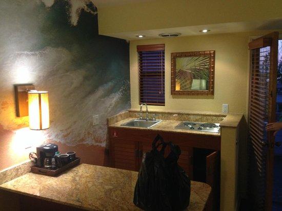 Hotel Indigo San Diego Del Mar : Dining bar