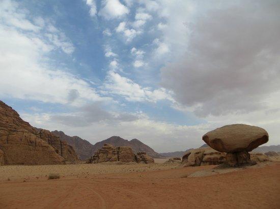 Rum Stars Camp & Bedouin Adventures Group: Infinite desert
