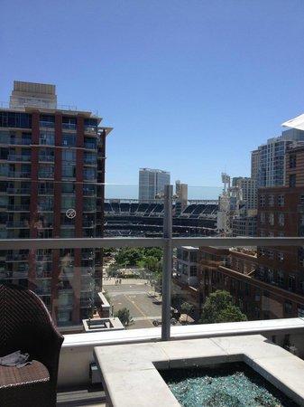 Hotel Indigo San Diego Gaslamp Quarter: Rooftop