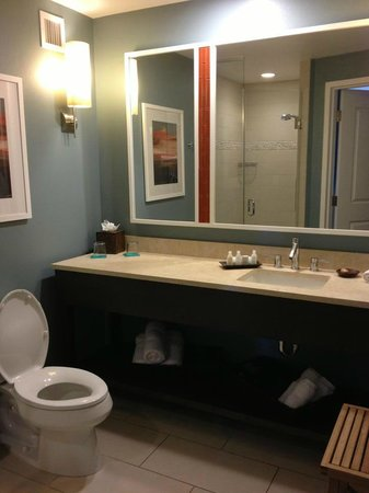 Hotel Indigo San Diego Gaslamp Quarter: bathroom