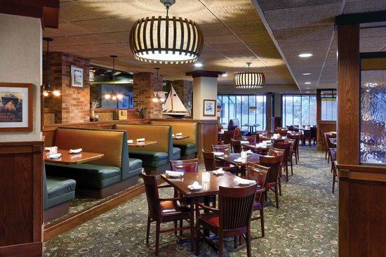 Minerva's: Relax in our dining room