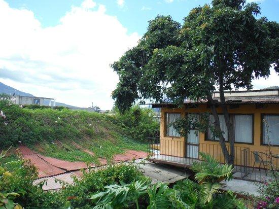 Hotel Casa Antigua: Roof top balcony