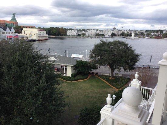 Disney's BoardWalk Inn: Boardwalk View Room
