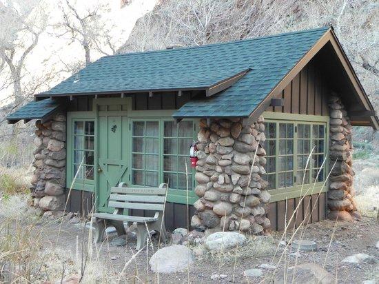 Phantom Ranch: Our Cabin