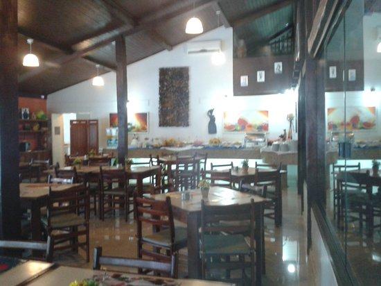 Girassol Hotel: un lugar muy comodo para saborear las ricas cosas que preparan alli