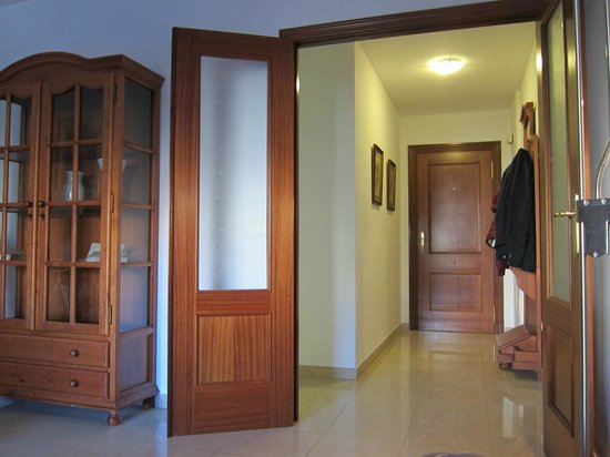 Miguel Angel Apartments: Прихожая