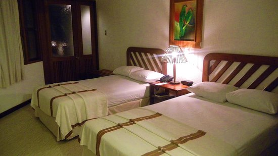 Villa Maya : Comfortable bed
