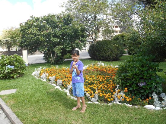 Jardim da Pousada das Flores