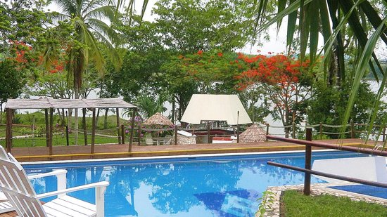Villa Maya : Beautiful surroundings