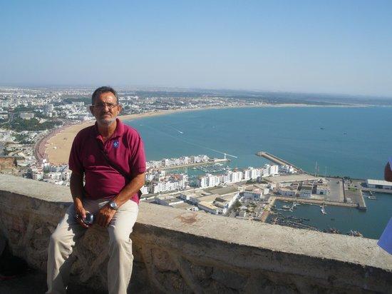 Marina D'agadir : Una vista preciosa de la marina de agadir