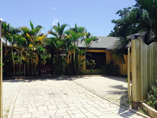 Village de Santo Resort: Front entrance