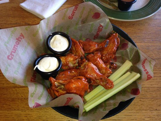 Applebee's : Buffalo Chicken Wings
