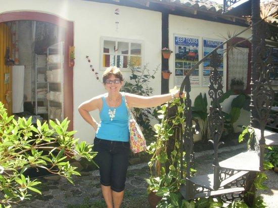 Pousada Solar do Algarve: áera comum