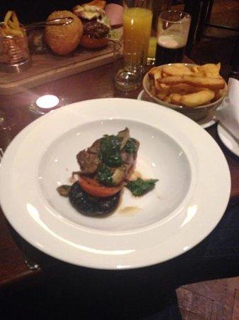 The Villa : fillet steak