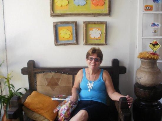 Pousada Solar do Algarve: recepção