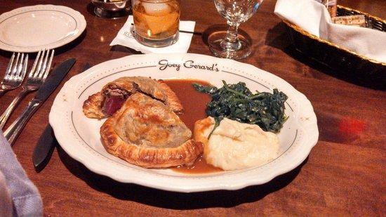 Joey Gerard's Mequon: Beef Wellington