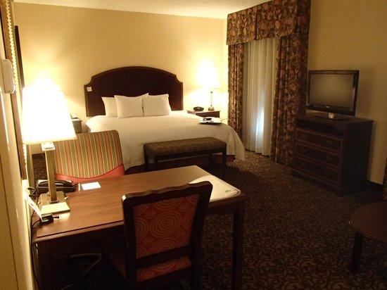 Hampton Inn & Suites Mobile/Downtown: Bedroom