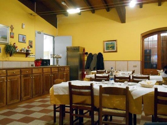 Lugo di Vicenza, Olaszország: La sala