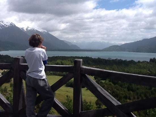 Yelcho en la Patagonia: El mirador al final del sendero