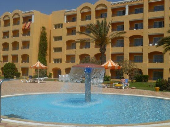 Nour Palace Resort : Детский бассейн