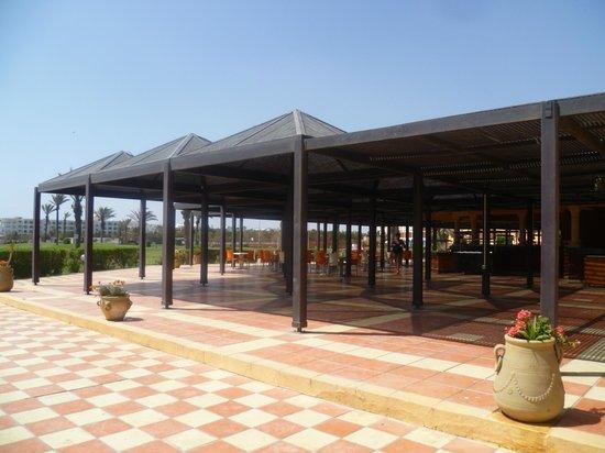 Nour Palace Resort : Снек бар у бассейна