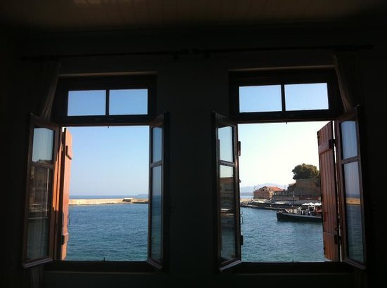 Villa Venezia: View out of our room ... Spectacular