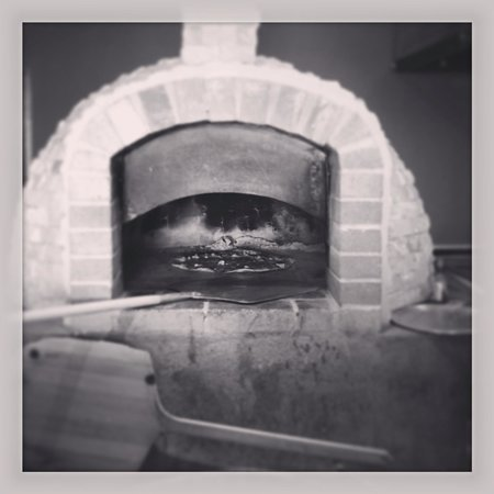 Caprissio PIZZA & PASTA: El horno