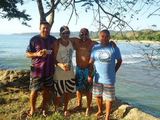Playa Santa Teresa: Un dia en Playa Mal Pais.