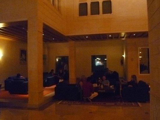 Nour Palace Resort : Территория лобби бара