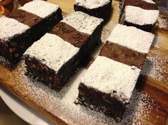 Jean Louis Joseph : Chocolate brownies