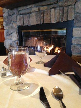 Enoteca Restaurant Lounge Breakfast By The Fire