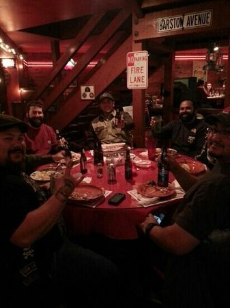 DiNapoli's Italian Eatery: Union pipe fitters!! Thank you guys!!