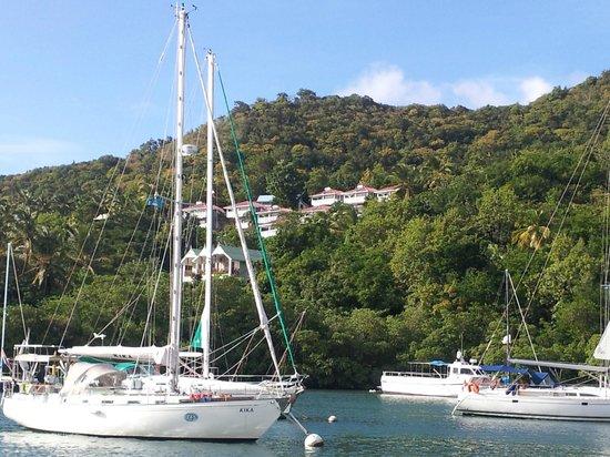 Windjammer Landing Villa Beach Resort : excursion