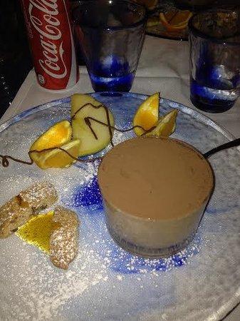 Il Porticciolo: Dessert!