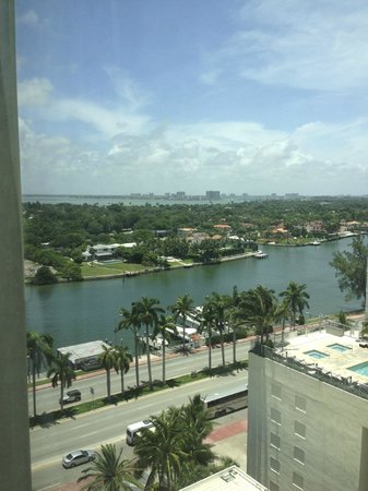 Miami Beach Resort and Spa: View from room