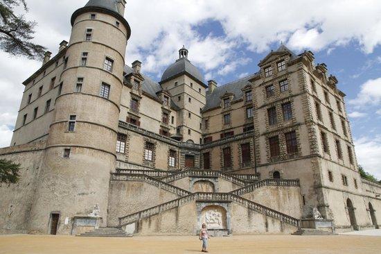 Parc du Chateau de Vizille : The Castle