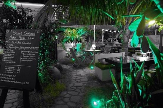 El Cafecito: little garden 3