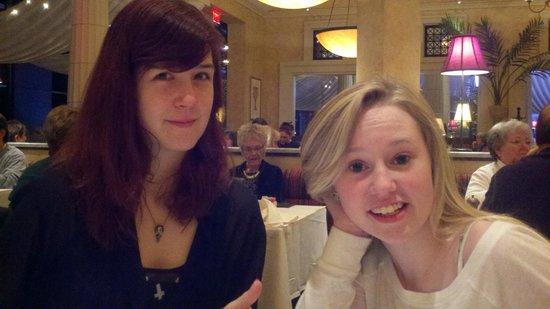 Brio Tuscan Grill: Daughters